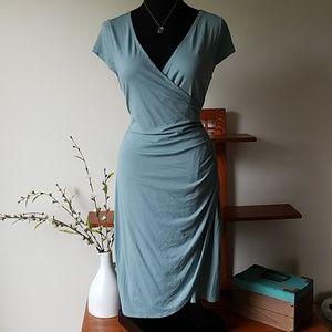 Ann Taylor teal dress
